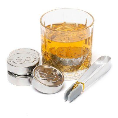 Набор для охлаждения виски «Доллар»TM DECANTO
