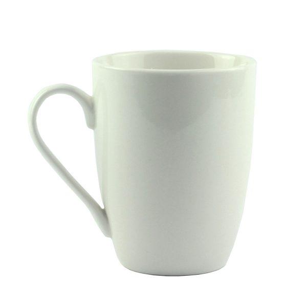 """Чашка OOTB """"С днем рождения"""" с псом фарфоровая"""
