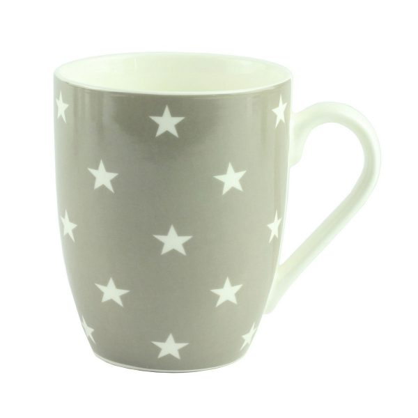 "Чашка ""Маленькие звезды"", фарфор"