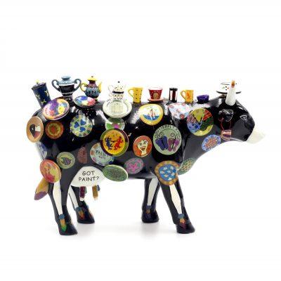 Коллекционная статуэтка корова «Moo Potter», Size M