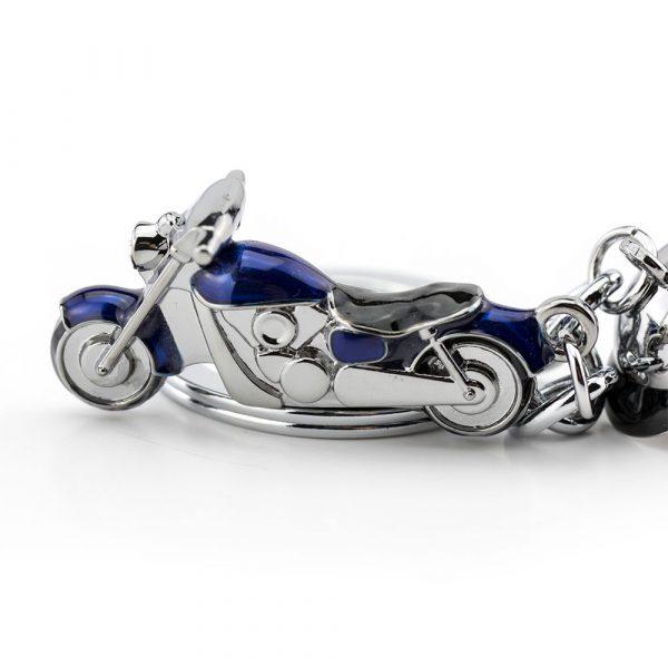 "Брелок ""БАЙКЕР"" мотоцикл и шлем"