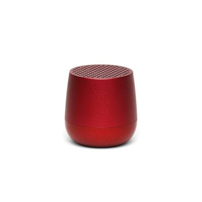 Мини-колонка Lexon MINO, 3 Вт красная
