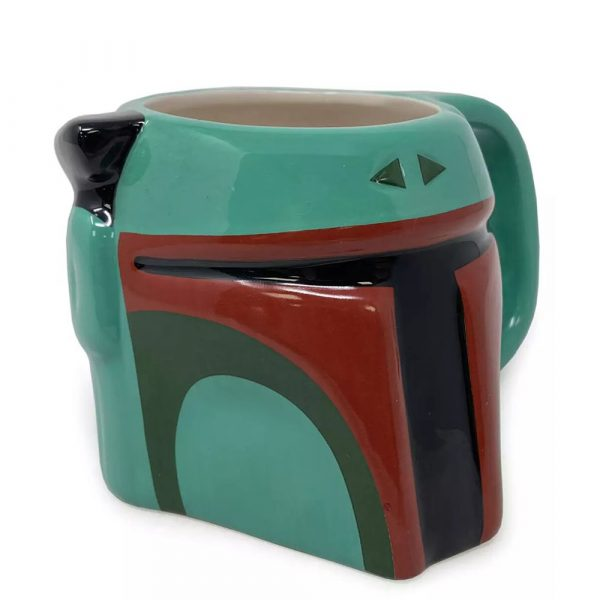 Чашка из вселенной Звездных войн (Бобба Фетт), 400 мл