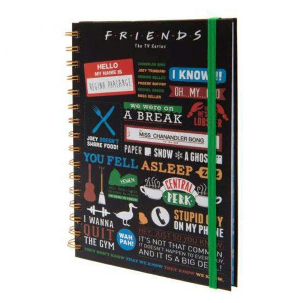 """Блокнот A5 """"Friends"""""""