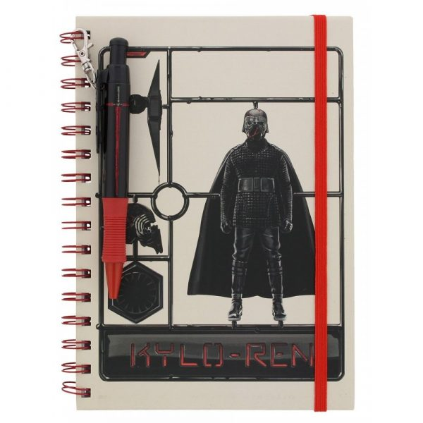 Блокнот A5 Star Wars: The Rise of Skywalker