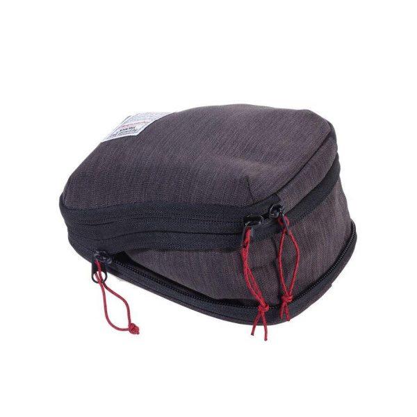 Дорожная подушка из пены с эффектом памяти в компрессионной сумке
