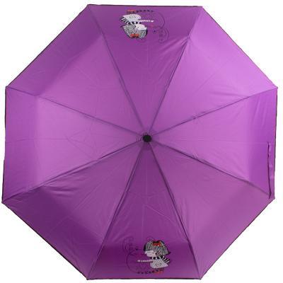Зонт женский механический компактный ART RAIN (ZAR3511-651)