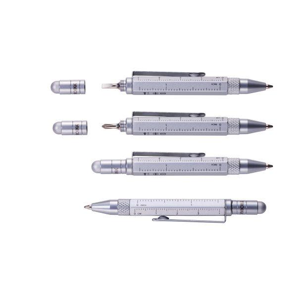 Шариковая мини ручка TROIKA LILIPUT CONSTRUCTION,черная