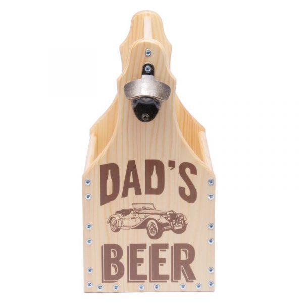 Ящик для пива на 6 бутылок по 0,5л. светлый