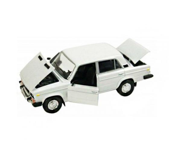 Машинка металлическая «Автопром белая»