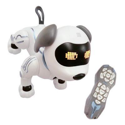 Интерактивная собака-робот на радиоуправлении Le Neng Toys K16 с сенсором