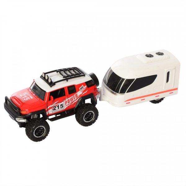 Коллекционная игрушечная машинка  «Джип»