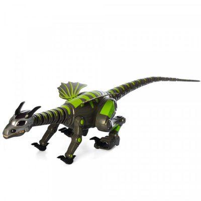 Интерактивный динозавр на радиоуправлении Bambi 28303 с подвижными частями