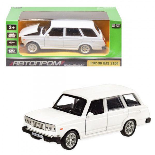 Коллекционная игрушечная машина «ВАЗ» инерционная