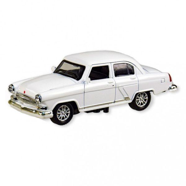 Коллекционная игрушечная машина ГАЗ 21, инерционная