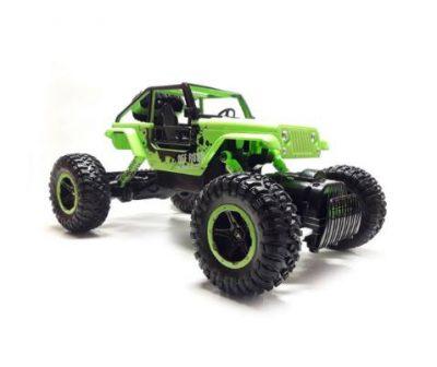 Джип на радиоуправлении Diancheng Toys (0136) с надувными колесами