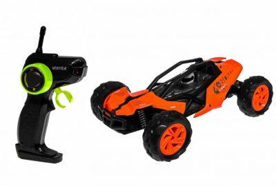 Машина на радиоуправлении Win Yea с аккумулятором (оранжевая)