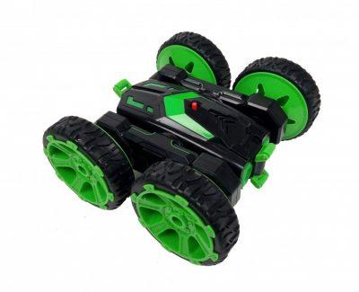 Трюковая машина Moheng (TJ2019) на р/у с резиновыми колесами