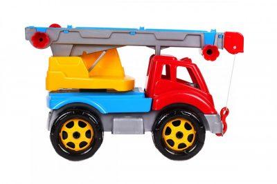Детская машина  «Автокран»