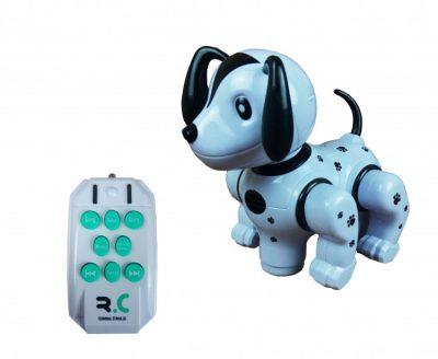 Интерактивная собака-робот на радиоуправлении FENGQI TOYS 987 с сенсором
