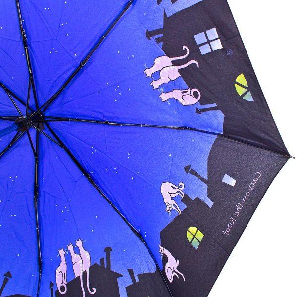 Зонт женский полуавтомат ZEST (Z53626A-7)