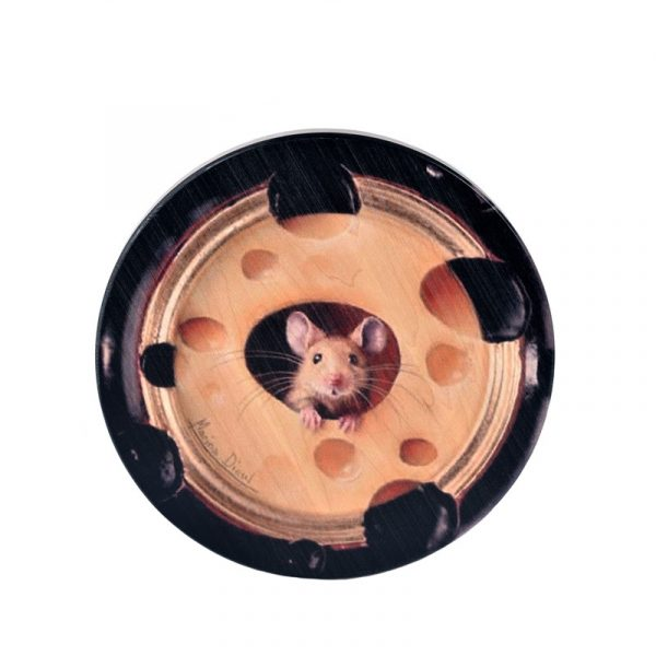 Доска для сыра «Мышка в центре»