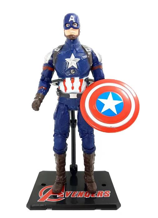 Коллекционная фигурка Марвел «Captain America»