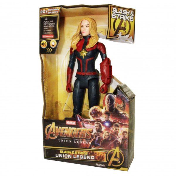Фигурка супергероя Марвел «Captain Marvel»