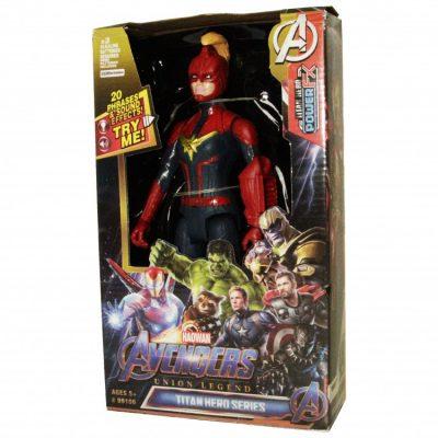 Фигурка супергероя «Мстители» с подвижными руками и ногами