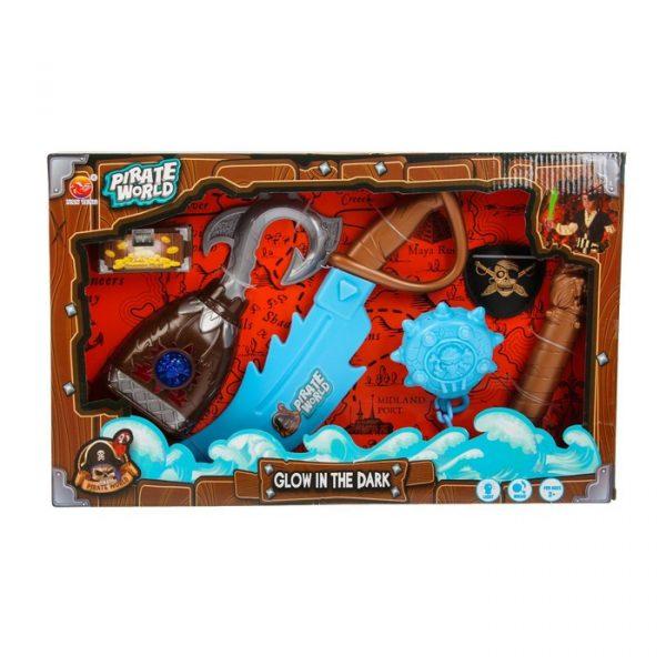 Игровой набор пирата