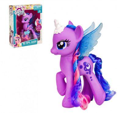 Игрушка пони «Фиолетовая»