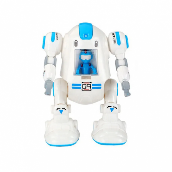 Робот «Cute Robot» на батарейках