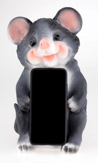 Копилка «Мышка» подставка