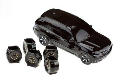 Подарочный набор «BMW X5» 6 предметов