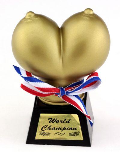 Кубок «За лучшую грудь»