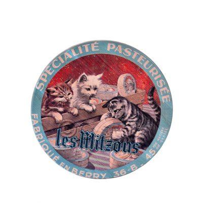 Доска для сыра «Кошки»