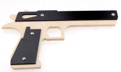 Деревянный пистолет «Magnum » сувенирное оружие