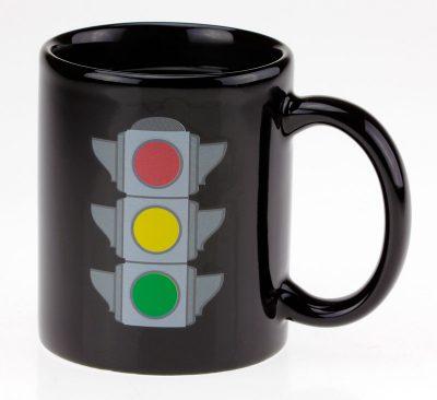 Чашка с терморисунком «Светофор» Chameleon хамелеон