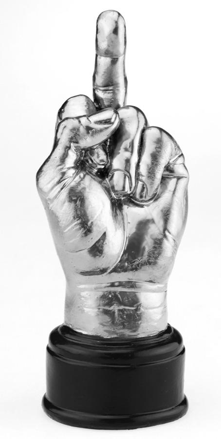 Кубок Chromius Рука «Fuck»