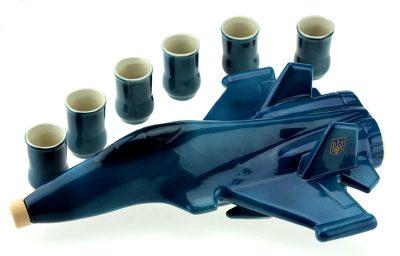 Подарочный набор «Самолет» 8 предметов