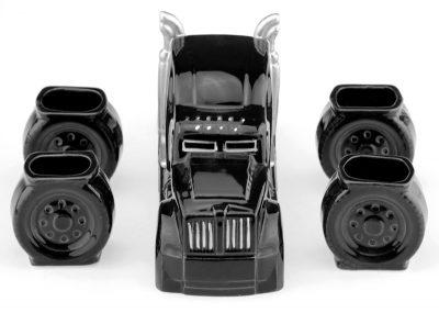 Подарочный набор «Авто фура тягач» 5 предметов
