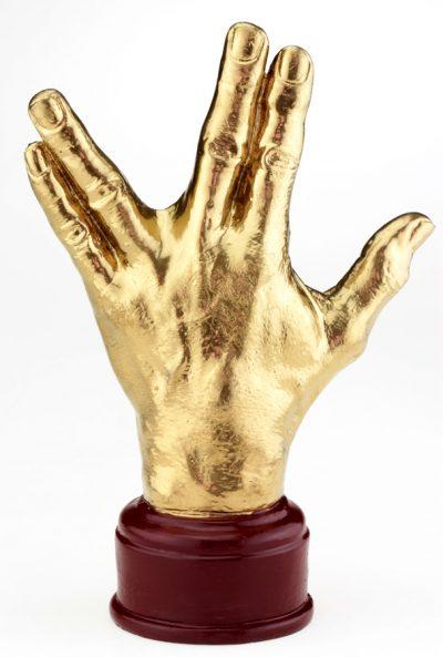 Кубок Рука «Вулканский Салют»  золотой