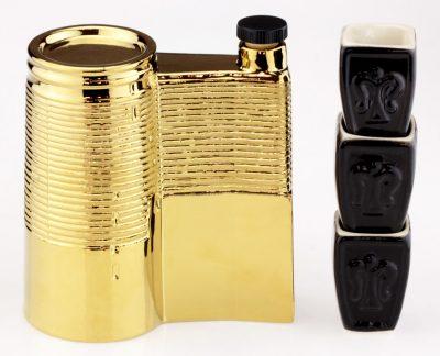 Подарочный набор «Башня Golden Citadel» 4 предмета