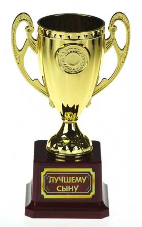 Кубок «Лучшему сыну» с чашей