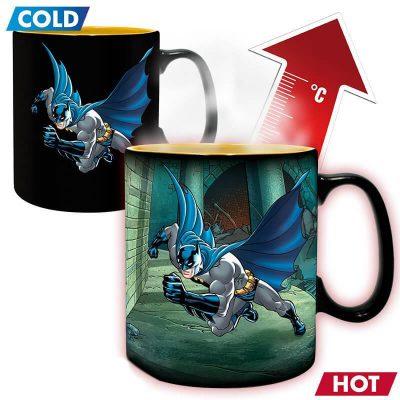 Чашка-хамелеон «Бэтмен» DC Comics 460 мл