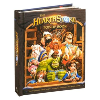 Книга «Hearthstone»