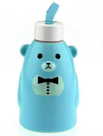 Термобутылка «Gentle Bear» 33 wishes, голубая