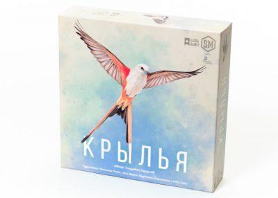 Настольная игра «Крылья» (Wingspan)