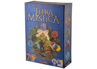 Настольная игра «Терра Мистика» (Terra Mystica) (англ.)