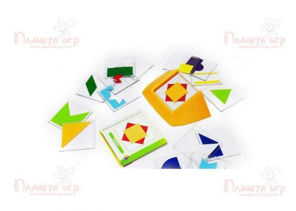 Настольная игра «Цветовой код» (Колір код)